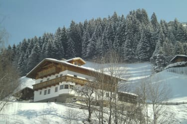 Lexhof im Winter