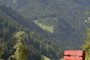 Blick auf Padaun