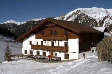 Der Steckholzer im Winter