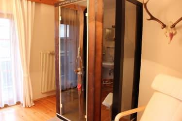 Wärmekabine statt Sauna