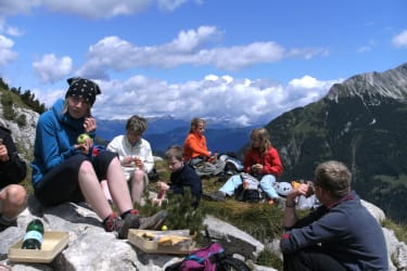 Innehalten -Kitzbüheler Alpen genießen