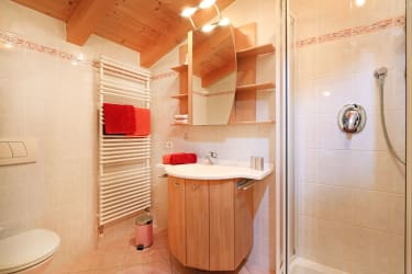 Dusche Kitzbühel