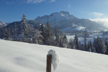 Winterwanderweg ab Hof