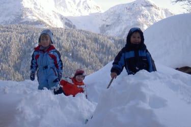 Kinder Winter