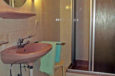 Badezimmer / Salvenblick