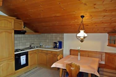 Küche / Salvenblick