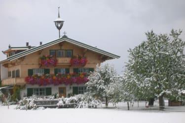 Wintereinbruch im Oktober 2010