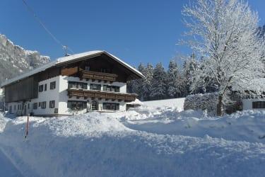 Winterfoto/Bauernhof