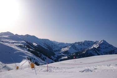 Skifahren im Skijuwel Alpbachtal/ Wildschönau