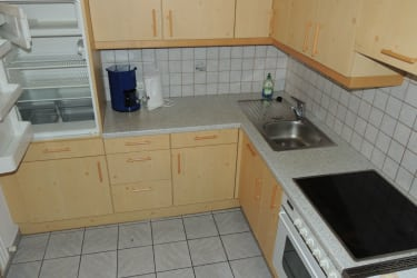 Küche Seeblick