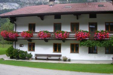 Balkon m. Blumen