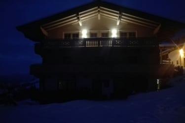 DG Panoramablick bei Nacht