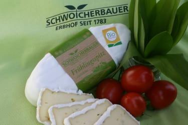 Camembert-Käse