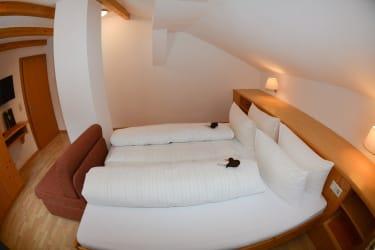 Zimmer Wohnung Bergblick