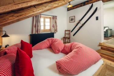 Schlafzimmer Heidi