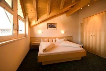 App. 6 Wildspitze Schlafzimmer nur DZ zu sehen