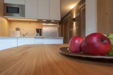 Wohnküche Edelweiß