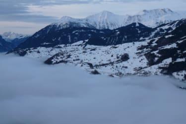 Manchmal über den Wolken zuhause, Biohof-Inntalblick
