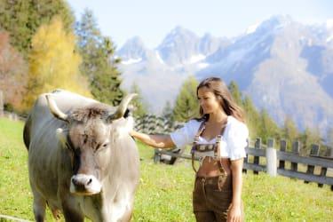 Begegnungen mit Mensch und Tier - Freundschaften schließen