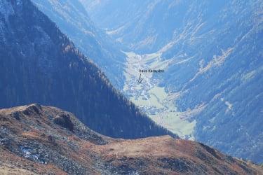 Naturparkregion und Gletscherregion Kaunertal