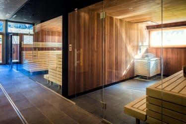 Sauna im Quellalpin