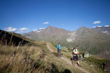 Höhenwanderwege mit grandiosem Ausblick