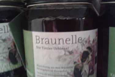 Die Tiroler Urbiene - Braunelle