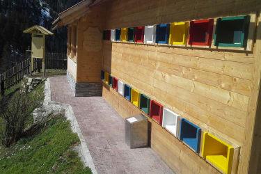 Unser Bienenhaus
