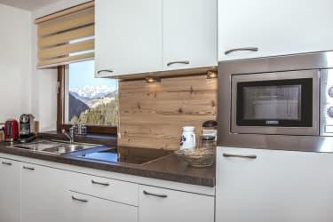 Wohnung Parseier - Küche