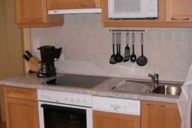 Küchenblock Kaunergrat