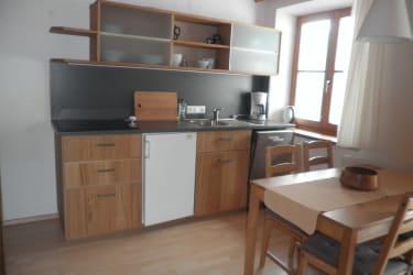 Wohnküche-Piz Lad
