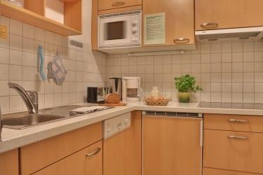 Ferienwohnung Veilchen - Küche
