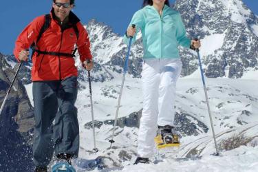 Schneeschuhwandern NPHT