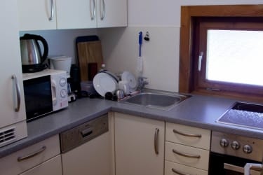 Dorflinde Küche