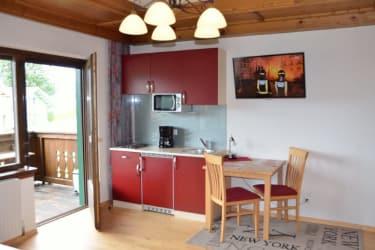 Küche Dolomiten