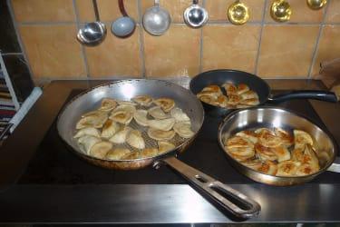 Schlipfkrapfen, eine Osttiroler Spezialität