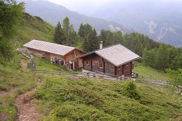 L'alpage de Glanzalm
