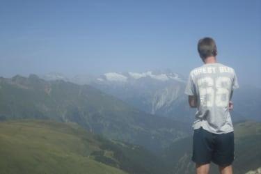 Der stolze Großglockner zeigt seine 3798 m