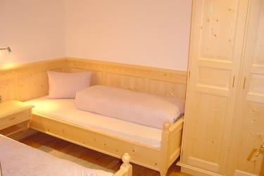 Zweibettzimmer Fewo Hochberg
