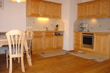 Küche/Wohnraum, Fewo Dorfblick