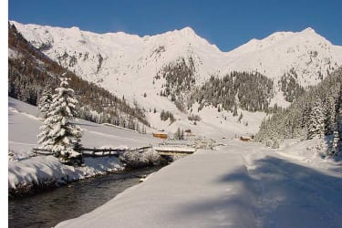 Winterwanderung, Unterstalleralm