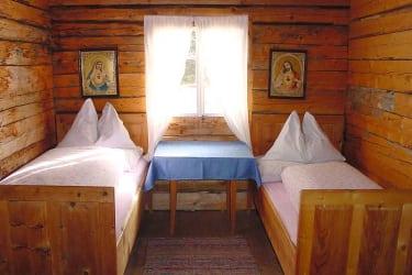 Zweibettzimmer Schachleralm