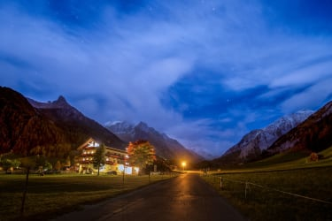 romantische stimmung - bergerhof