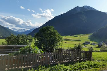 Blick nach Grossdorf