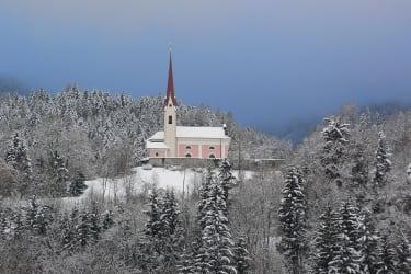 Ausblick vom Dolomitenblick