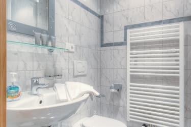 Badezimmer Sonnenzimmer