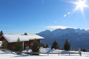 So schön kann Winterurlaub am Zettersfeld sein
