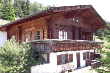 Kristemoarhütte - www.tiroler-huette.at