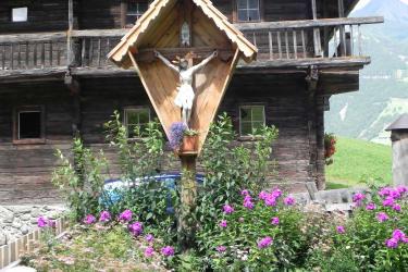Hofkreuz beim Matzenhof in Matrei
