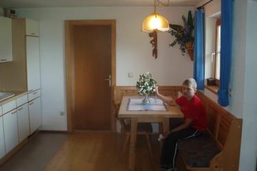 Kueche 2 Personen Wohnung